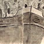 100108 TEKENING scheepsramp door Eben Haëzer