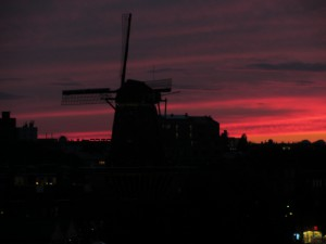 (c) photo Sieneke de Rooij; molen De Gooyer Amsterdam