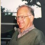 papa portret rouwkaart