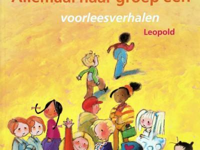 Allemaal naar groep één Leopold Sieneke de Rooij