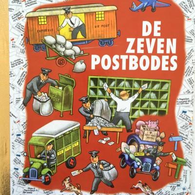 Gergely Wise Brown Zeven postbodes