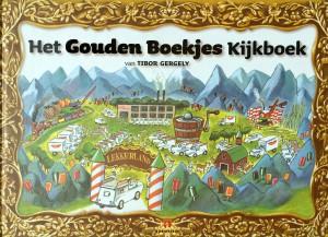 Tibor Gergel Gouden Boekjes Kijkboek Rubinstein Sieneke de Rooij