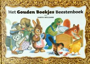 Gouden Boekjes Beestenboek Williams Sieneke de Rooij
