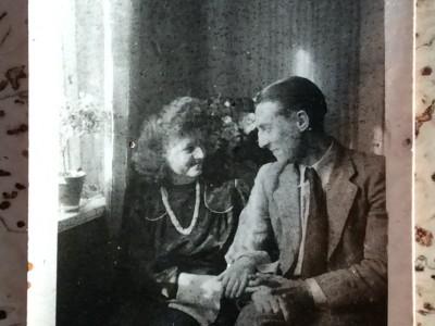 Bert van Wijnen verloofd 1944